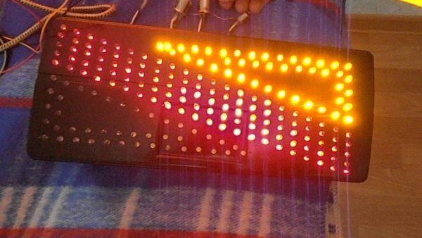 Светодиоды в фаре