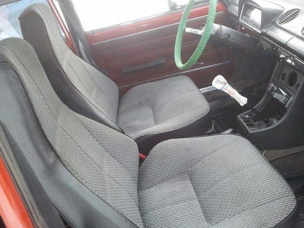 Сиденья на ВАЗ 2101