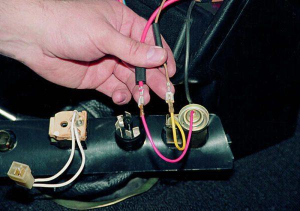 Провода прикуривателя