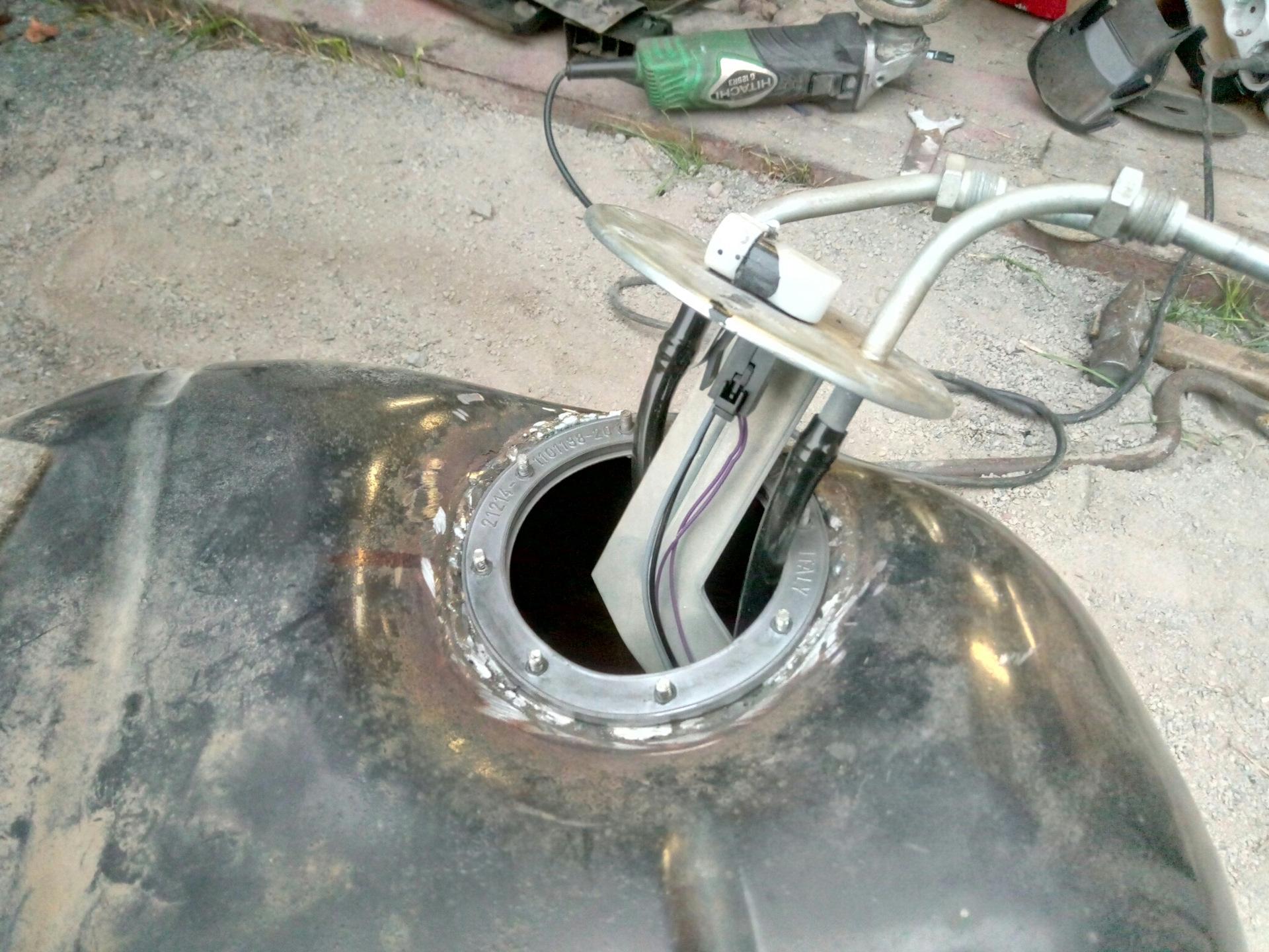 НЕ работает бензонасос в ВАЗ-2107 инжектор - 51 ответ