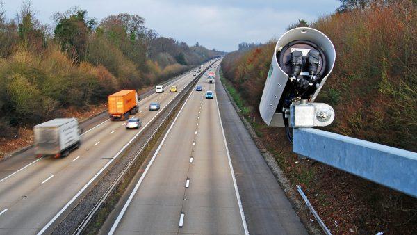 Камера видеофиксации на дороге
