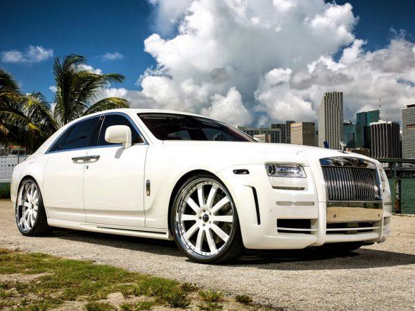 Rolls Royce Mansory