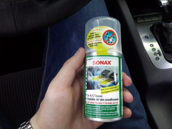 Очиститель SONAX Clima Clean
