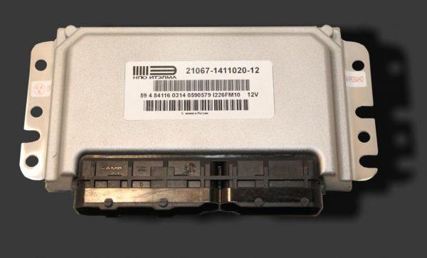 Электронный блок управления ВАЗ 21074