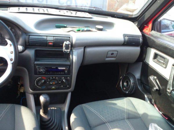 Панель из Opel Astra