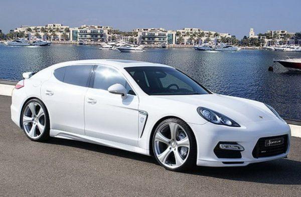 Porsche Panamera Diesel 3.0D