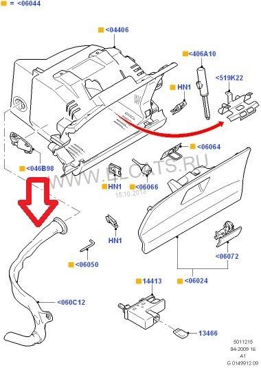 Схема подключения бардачка к воздуховоду кондиционера