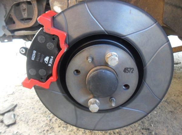 Тормозной диск Brembo